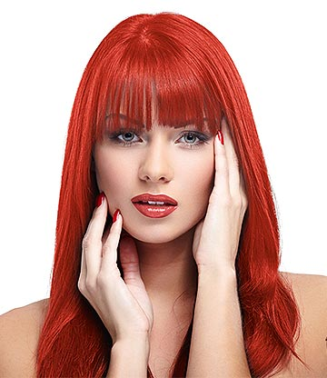 Manic Panic High Voltage Classic Cream Formula Colour Hair Dye 118ml (Rock 'N' Roll Red)