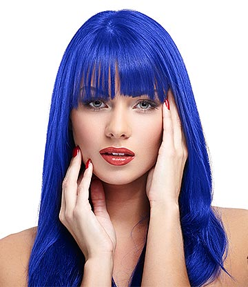Manic Panic High Voltage Classic Cream Formula Colour Hair Dye 118ml (Rockabilly Blue)
