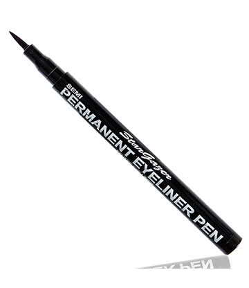 Stargazer Semi Permanent Eyeliner Pen (Black)