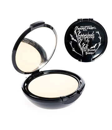 Manic Panic Vampyre's Veil Pressed Powder (Moonlight)