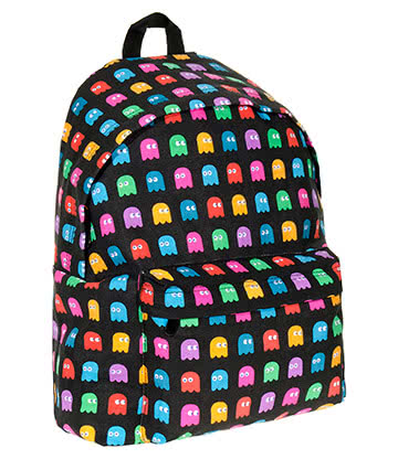 Bleeding Heart Canvas Jelly Rucksack (Multi-Coloured)