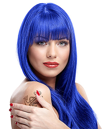 Manic Panic Amplified Semi-Permanent Hair Dye 118ml (Bad Boy Blue)