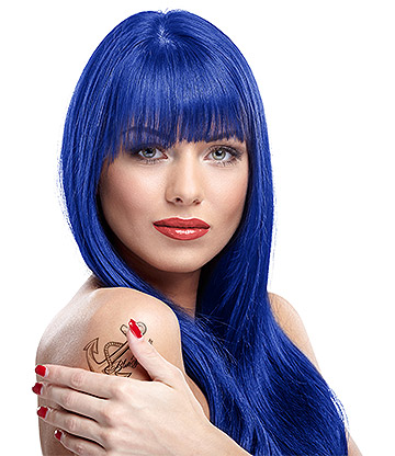 Manic Panic Amplified Semi-Permanent Hair Dye 118ml (Rockabilly Blue)