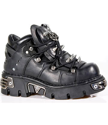 New Rock M.110-S1 Reactor Shoes (Black)
