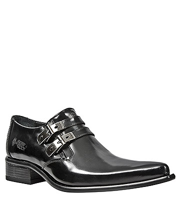 New Rock M.2246-S20 Newman Shoes (Black)