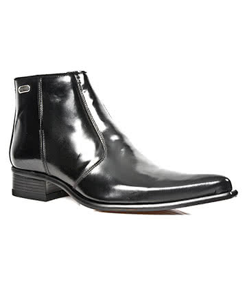 New Rock M.2260-S20 Newman Ankle Boots (Black)