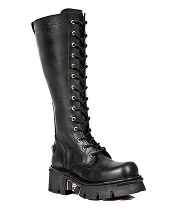 New Rock M.235-S1 Reactor High Boots (Black)