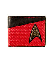 Star Trek Wallet (Red)