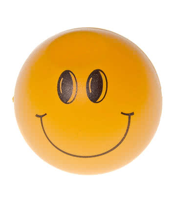Blue Banana Smiley Plastic Grinder (Yellow)