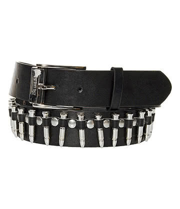 Blue Banana Bullet Belt Small/Medium (Black)