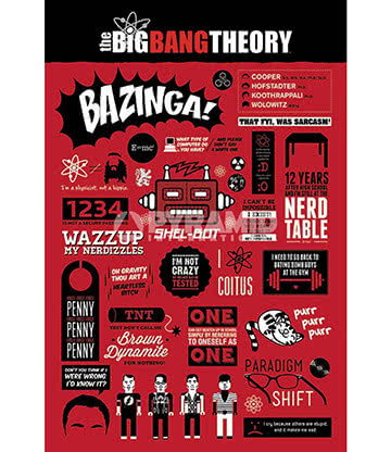 Póster The Big Bang Theory