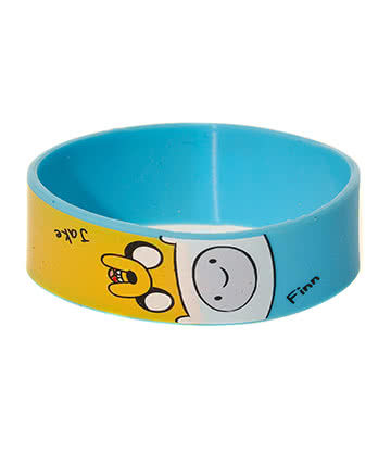 Adventure Time Flip Wristband