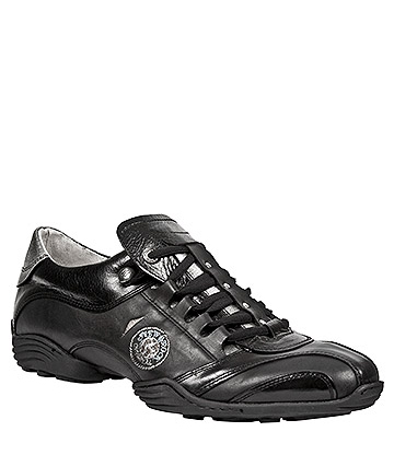 New Rock M.8122-S5 ABS Trainers (Black)