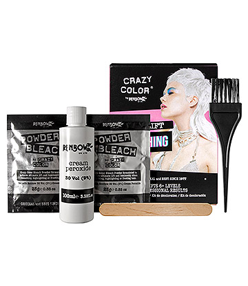Crazy Color Bleaching Kit (30 Volume)