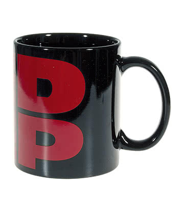 Official Led Zeppelin Mug (Black)