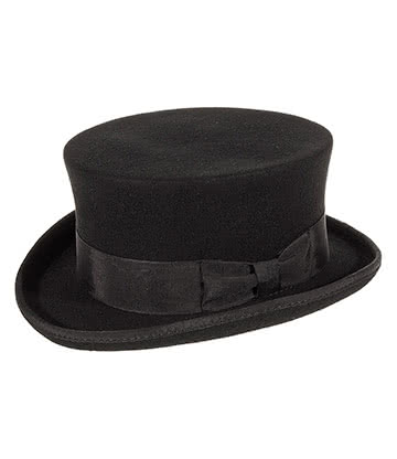 Cappello Cilindro Medio Major Wear (Nero)