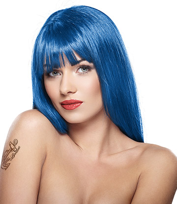 Stargazer Semi-Permanent Hair Dye 70ml (Azure Blue)