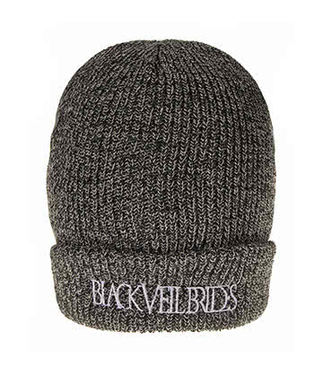 Official Black Veil Brides Beanie (Grey)