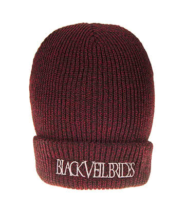 Official Black Veil Brides Beanie (Burgundy)