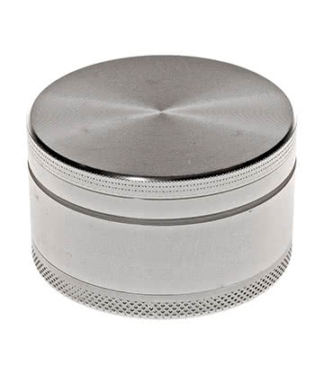 Blue Banana 3PT 63mm Grinder (Silver)