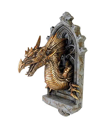Alchemy Gothic The Laidly Relic Wall Sconce
