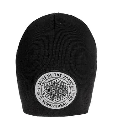 Gorro sempiternal de Bring Me The Horizon (Negro)