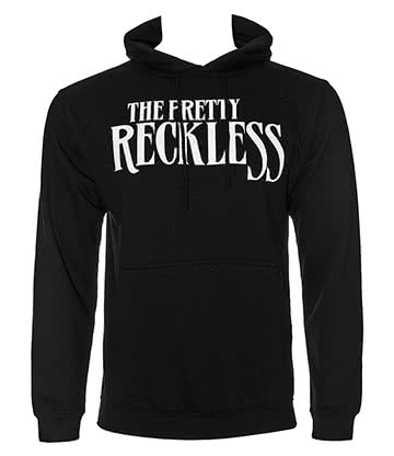 Official The Pretty Reckless Topless Taylor Hoodie (Black)