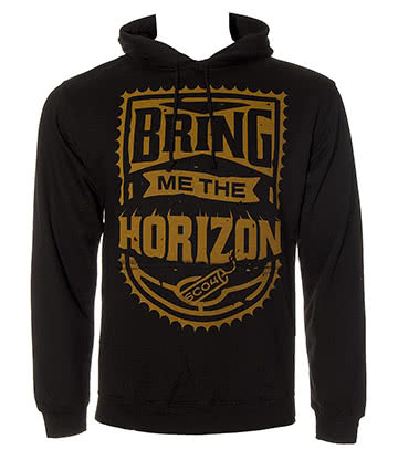 Official Bring Me The Horizon Dynamite Hoodie (Black)
