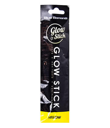 Blue Banana Glow Stick (Yellow)