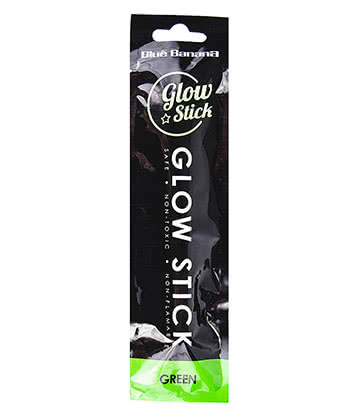 Blue Banana Glow Stick (Green)