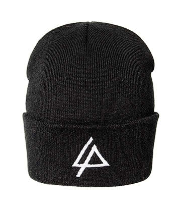 Official Linkin Park Logo Beanie (Black)