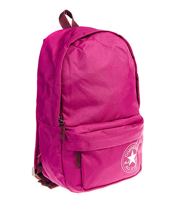 Converse All Star Mini Backpack (Pink Sapphire)