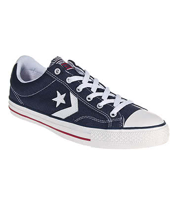 Converse Cons Star Player Shoes (Navy)