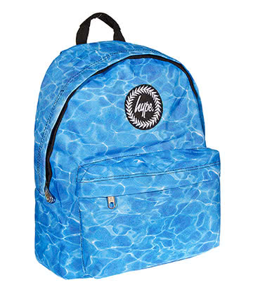 Hype Pool Water Backpack (Blue)