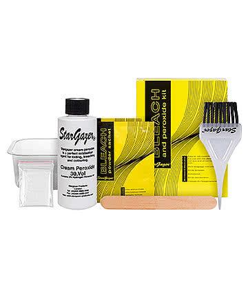 Stargazer Bleach & Peroxide Kit (30 Volume)