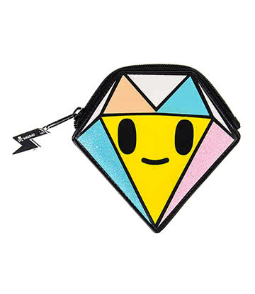 Tokidoki Coin Purse (Multicoloured)