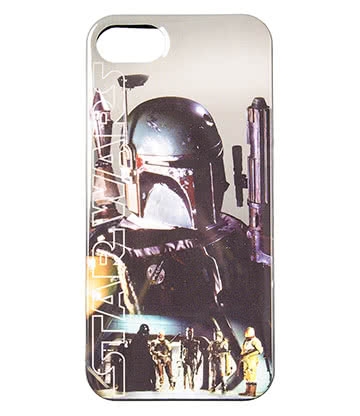Star Wars Boba Fett iPhone 5/5s Phone Case (Multicoloured)