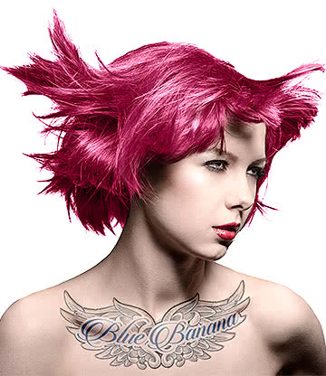 Manic Panic High Voltage Classic Cream Formula Colour Hair Dye 118ml (Cleo Rose)