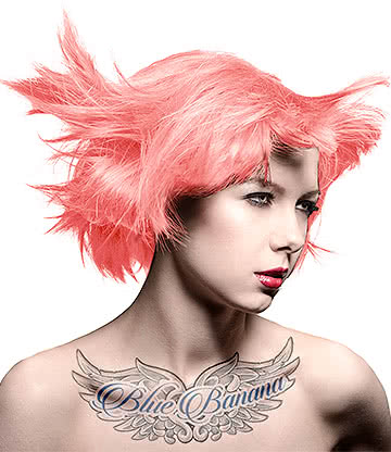 Manic Panic High Voltage Classic Cream Formula Colour Hair Dye 118ml (Pretty Flamingo)