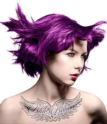 Manic Panic Amplified Semi-Permanent Hair Dye 118ml (Purple Haze)
