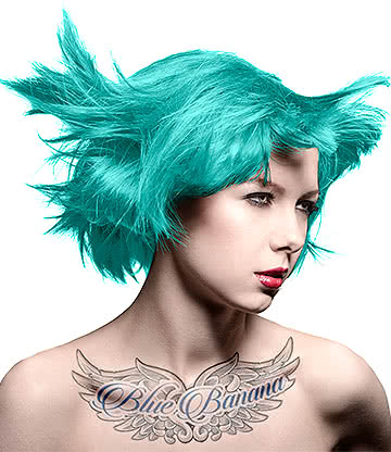 Manic Panic Amplified Semi-Permanent Hair Dye 118ml (Siren's Song)