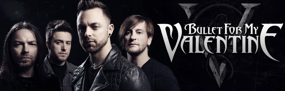 Bullet For My Valentine Merch Official Album T Shirts Band Tees